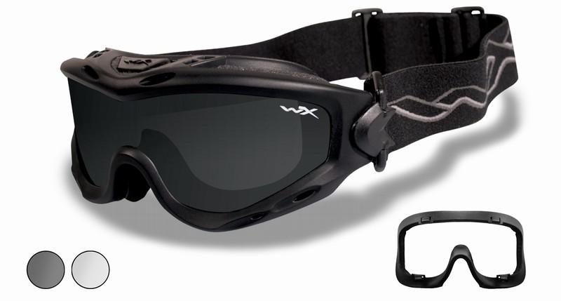 Ochelari Militari Wiley X Spear Smoke/Clear
