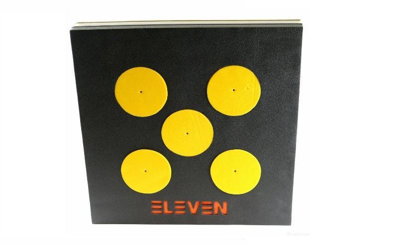 Panou Tinta Eleven Larp 80 X 80 X7 Cm