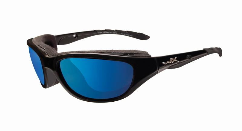 Ochelari De Soare Wiley X Airrage Lentile Polarizate Albastre
