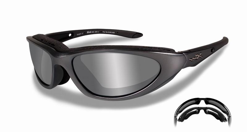 Ochelari De Soare Wiley X Bink Lentile Silver Flash