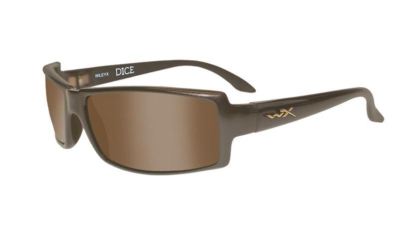 Ochelari De Soare Wiley X Dice Lentile Polarizate Brown
