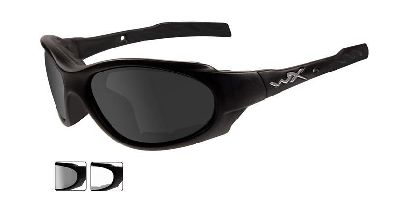 Ochelari Tactici Wiley X XL-1 Advance Lentile Fumurii/clare