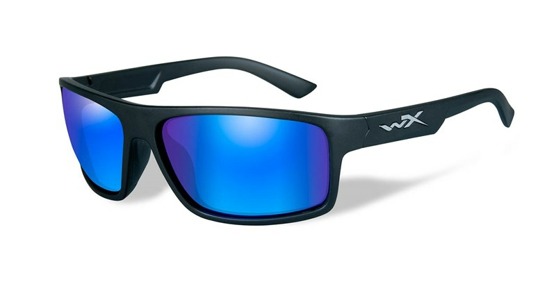 Ochelari De Soare WileyX Peak Lentile Polarizate Blue Mirror