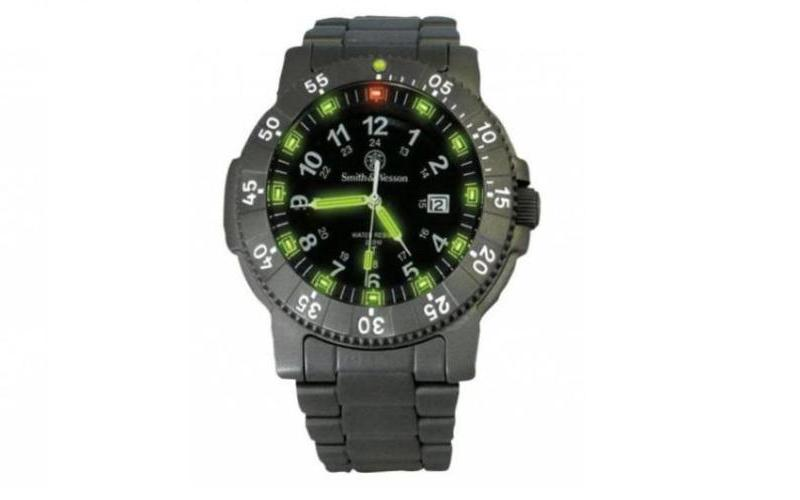 Ceas Smith & Wesson Diver Tritium