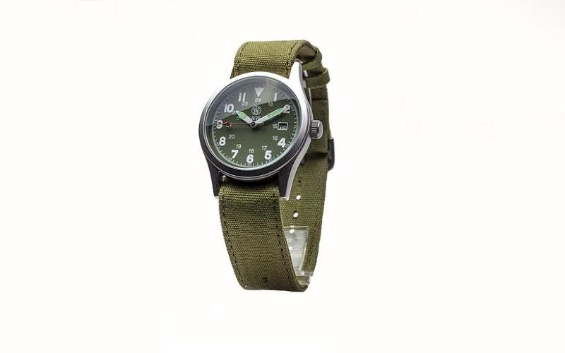 Ceas Smith & Wesson Military Olive