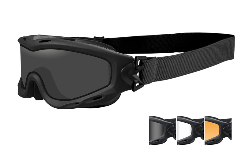 Ochelari Wiley X Spear Dual 3 Lentile – Resigilat