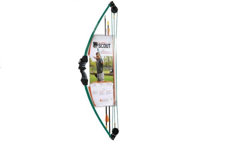 Arc Compound Cu Sageti Bear Archery Scout