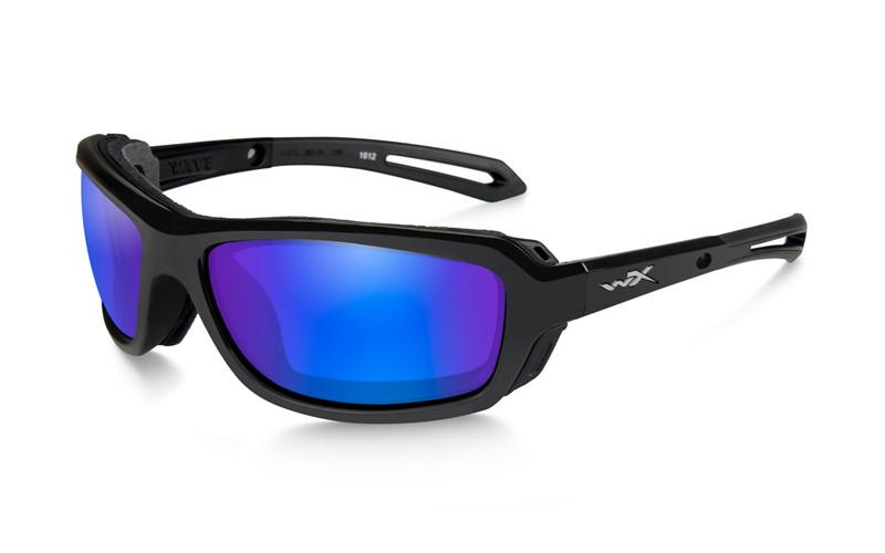 Ochelari De Soare Wiley X Wave Lentile Polarizate Albastre