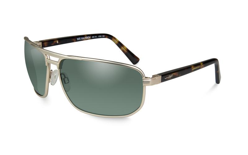 Ochelari De Soare Wiley X Hayden Lentile Polarizate Green