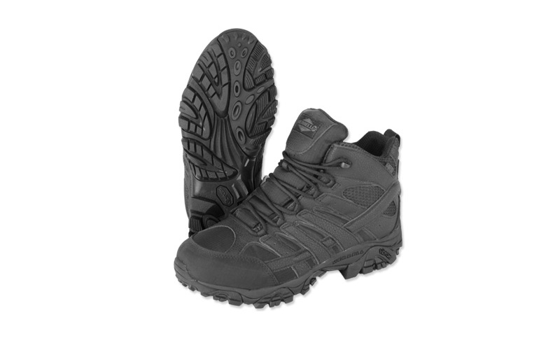 Ghete Merrell Moab 2 Mid Waterproof Black