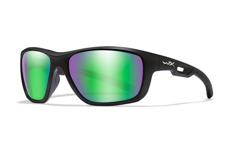 Ochelari De Soare Wiley X Aspect Lentile Polarizate Emerald Mirror