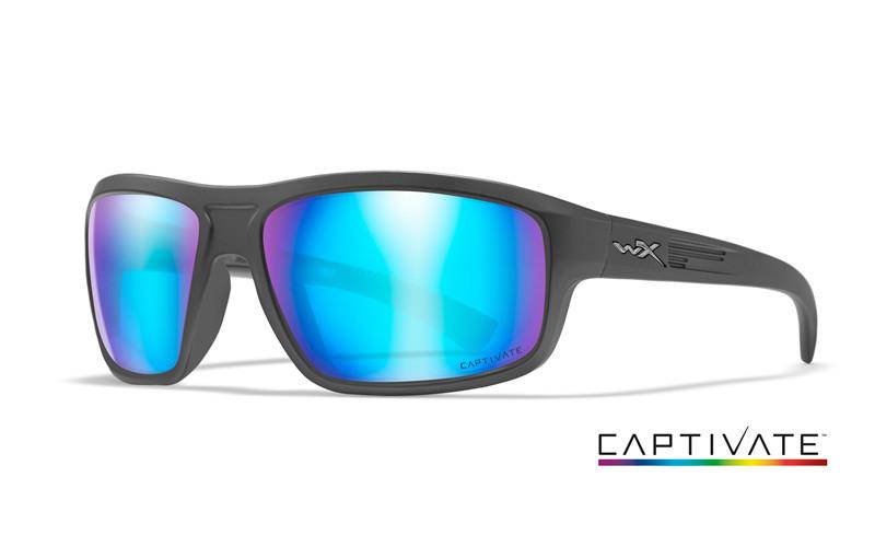 Ochelari De Soare Wiley X Contend Captivate Lentile Polarizate Albastre