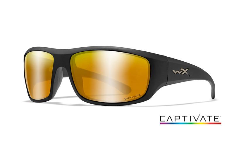Ochelari De Soare Wiley X Omega Captivate Lentile Polarizate Bronze