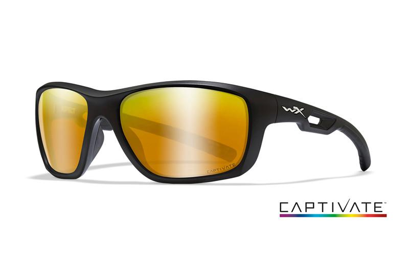 Ochelari De Soare Wiley X Aspect Captivate Lentile Polarizate Bronze