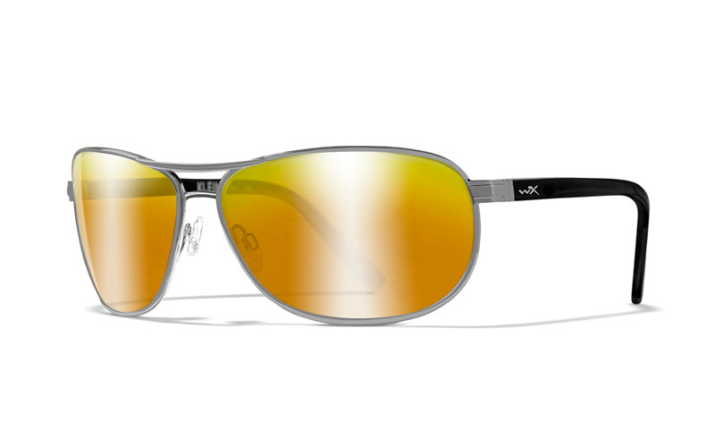 Ochelari De Soare Wiley X Klein Lentile Polarizate Amber Gold