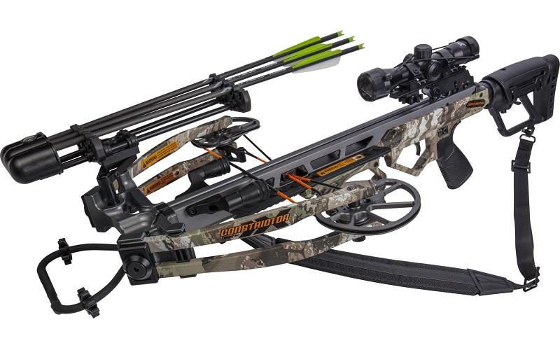 Arbaleta Bear Archery Constrictor Camuflaj Veil Stoke